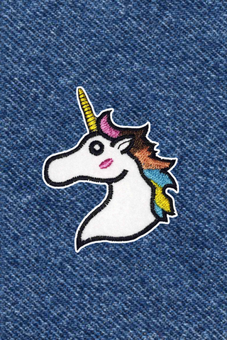 MAGICAL UNICORN PATCH