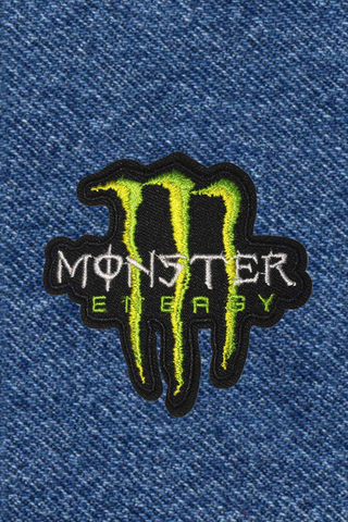 MONSTER ENERGY PATCH