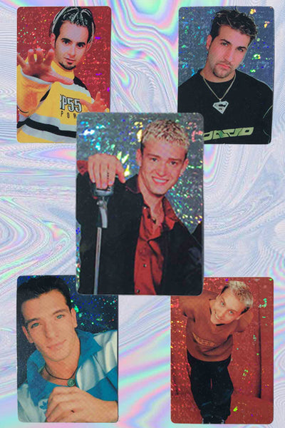 NSYNC STICKER PACK