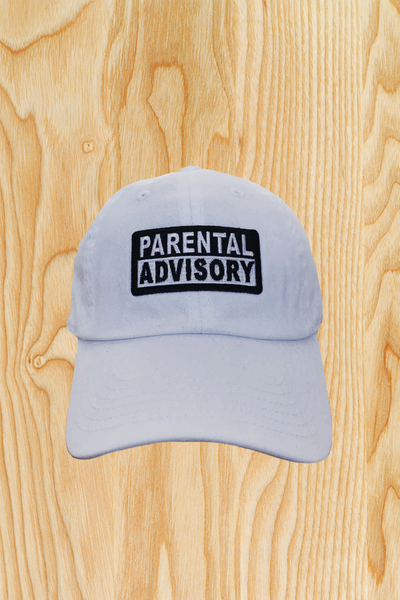 PARENTAL ADVISORY HAT