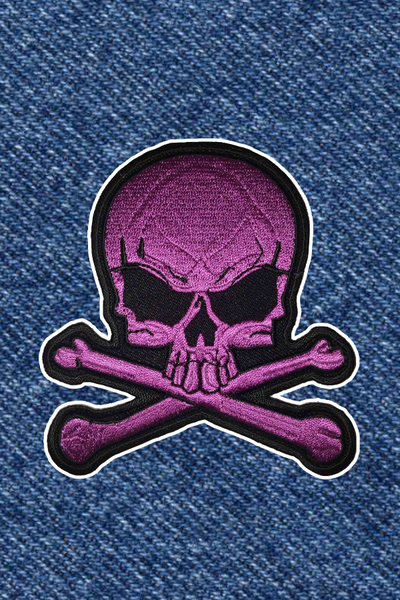 SKULLY PATCH