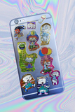 RUGRATS STICKER SHEET PACK