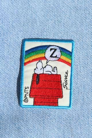 SLEEPY SNOOPY PATCH
