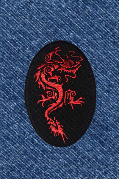 TRIBAL DRAGON PATCH