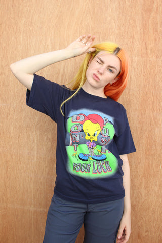 TWEETY'S WORLD TEE