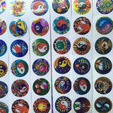 90'S STICKER SHEETS