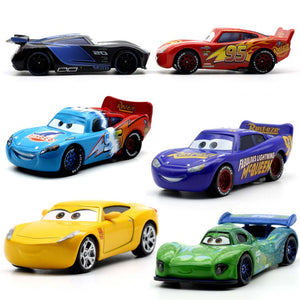 Style Disney Pixar Cars 3 Lightning Toys Model Car  Birthday Gift