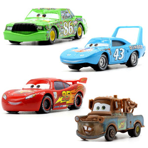 Disney Pixar Cars 3 21 Style For Kids Jackson Storm High Quality Car Birthday Gift Alloy Car Toys Cartoon Models Christmas Gifts