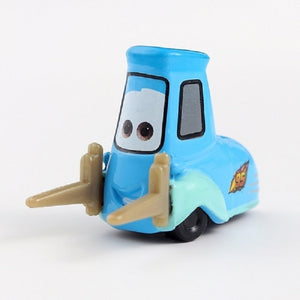 Cars Disney Pixar Cars Sheriff Metal Diecast Toy Car 1:55 Loose Brand New In Stock Disney Cars2 And Cars3 Free Shipping