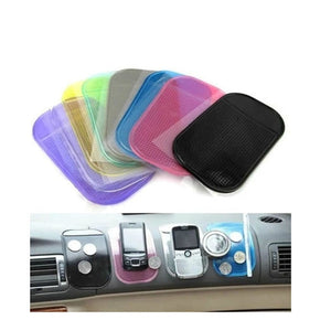 car accessories anti-slip mat adhesive pad