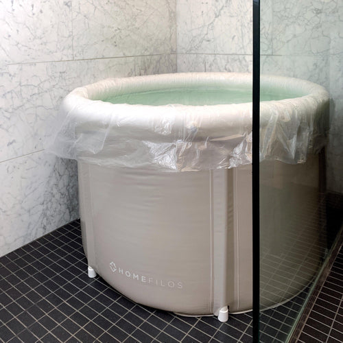 Why the Homefilos Portable Bathtub?