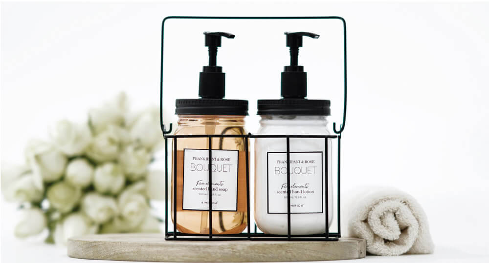Bouquet Hand Care Duo