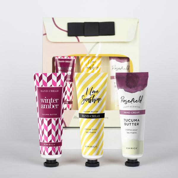 I Love Sunshine HAND CREAMS (PACK OF 3)