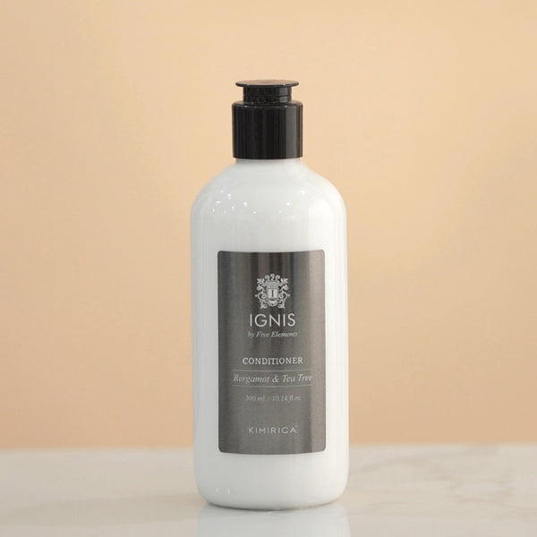 Ignis conditioner with goodness of the bergamot and tea tree kimirica
