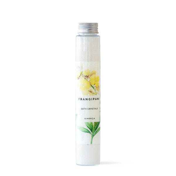 The Bath Salt Frangipani with Floral Fresh Fragrance