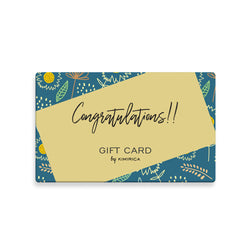 Congratulations! (E-gift Card)
