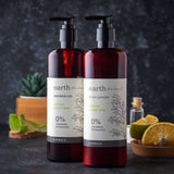 Earth Bath Care Duo, Shower Gel And Body Lotion with goodness of the Persian sweet lime Kimirica