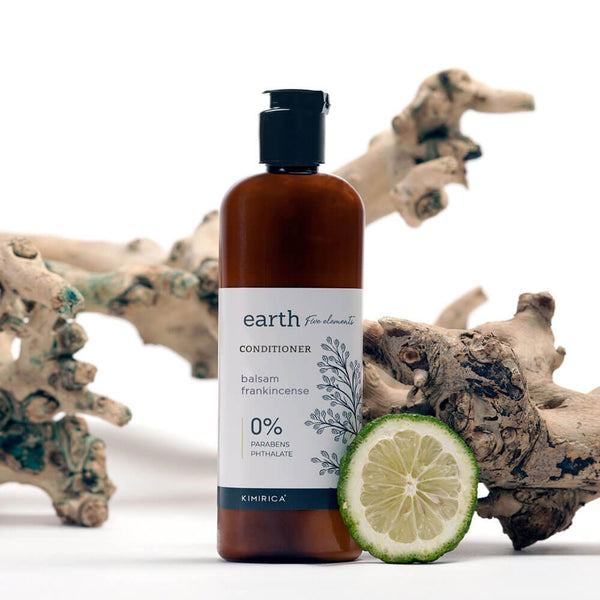 Earth Conditioner with goodness of the Balsam and Frankincense kimirica