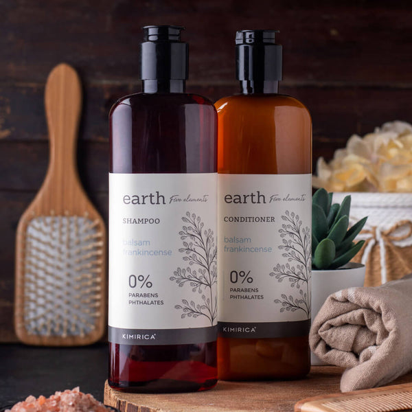 Earth Hair Care Duo