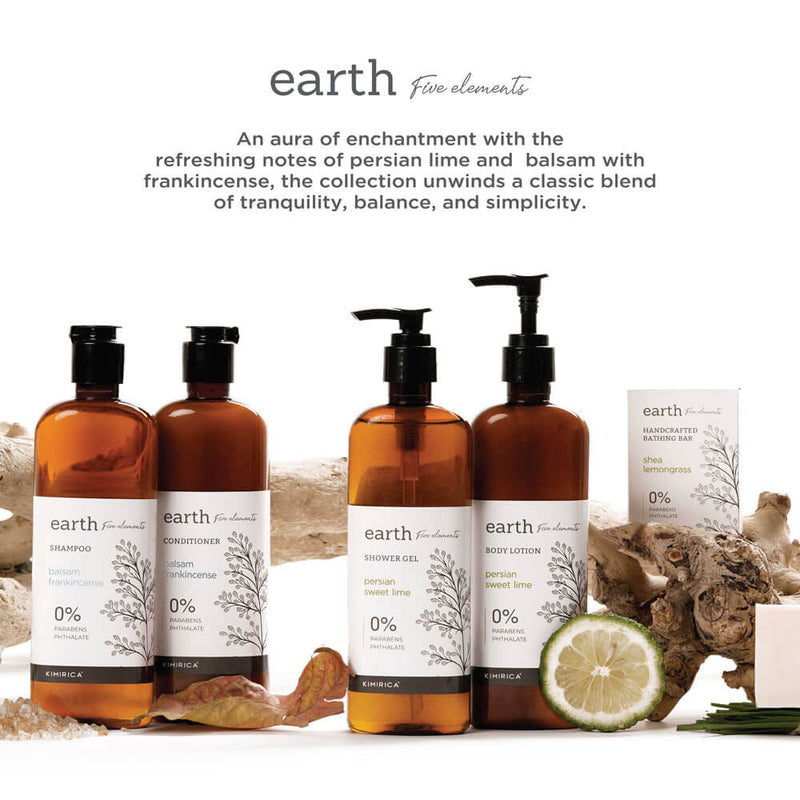 Earth Shower Gel with goodness of the Persian sweet lime by kimirica