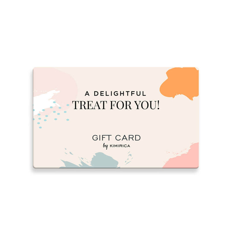 Treat for you e gift card for your loved ones by kimirica