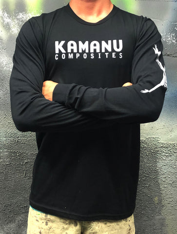 Kamanu Logo long sleeve