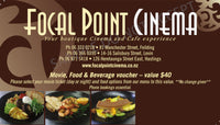 MOVIE, FOOD & BEVERAGE VOUCHER