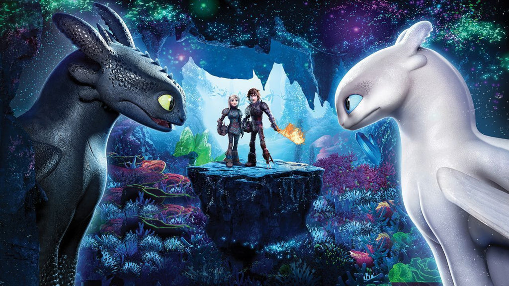 'How to Train Your Dragon 3: The Hidden World' Was the Cute Wrap-up we Wanted