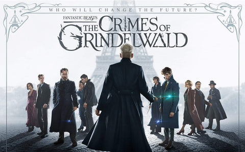 Fantastic Beasts: The Crimes of Grindelwald is a Visual Spectacle With Too Many Questions