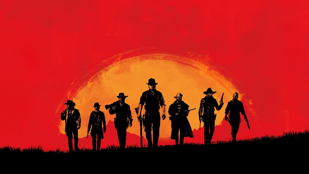 Geekly Good Weigh In: Red Dead Redemption 2