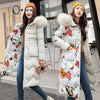 2020 Plus Size 3XL Winter Jacket Women Fur Hooded Both Two Sides Wear Ladies Long Parkas Thick Warm Solid Coat jaqueta feminina
