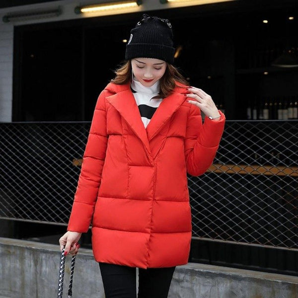 2020 new Dow parka women down jacket winter coat winter parka cotton padded jacket Woman Winter Jacket Coat