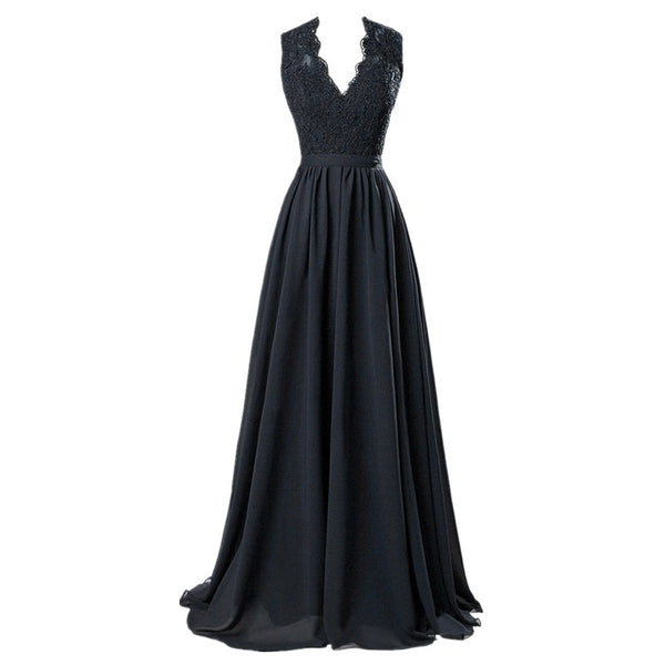 5XL 2020 Summer Women Lace Formal Dress Sexy Deep V Neck Sleeveless Elegant Maxi Long Dresses Casual Party Vestidos Plus Size