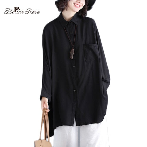 2020 Big Sizes Women Clothes Oversized Plus Size Blouses 5XL 6XL Batwing Sleeve Casual Simple Women Tops JD000001