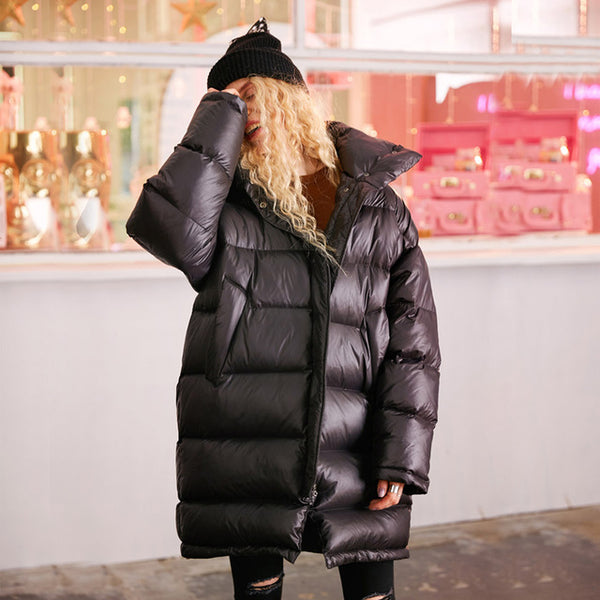 Winter Jacket Women 2018 Women's Down Jacket Coat Waterproof Warm Thicken Long Duck Down Female Parkas Brand Winter Coat Women