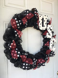 Carolina Gamecocks Curly Deco-Mesh Gameday Wreath