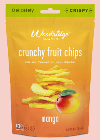 Mango  <span>Crunchy Fruit Chips</span>