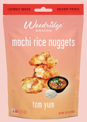Tom Yum <span>Mochi Rice Nuggets</span>