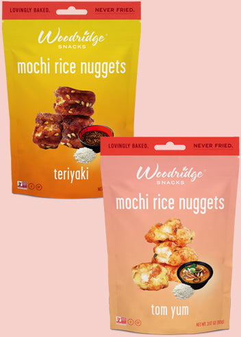Taster Pack <span>Mochi Rice Nuggets</span>
