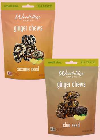 Taster Pack <span>Ginger Chews</span>