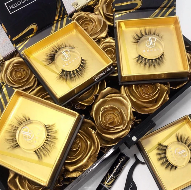 Create your own Luxury Silk Lashes