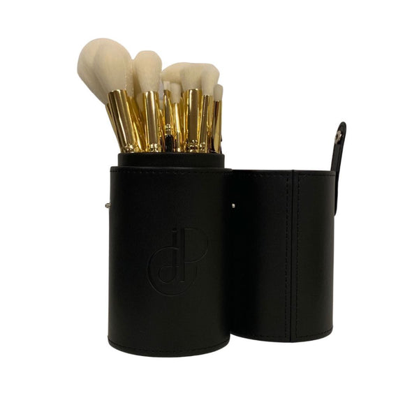 Two Piece Travel Brush Case Tools CJP Beauty