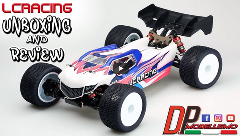 LC Racing EMB-T - 1/14 4WD Mini Truggy Brushless - Unboxing & Review