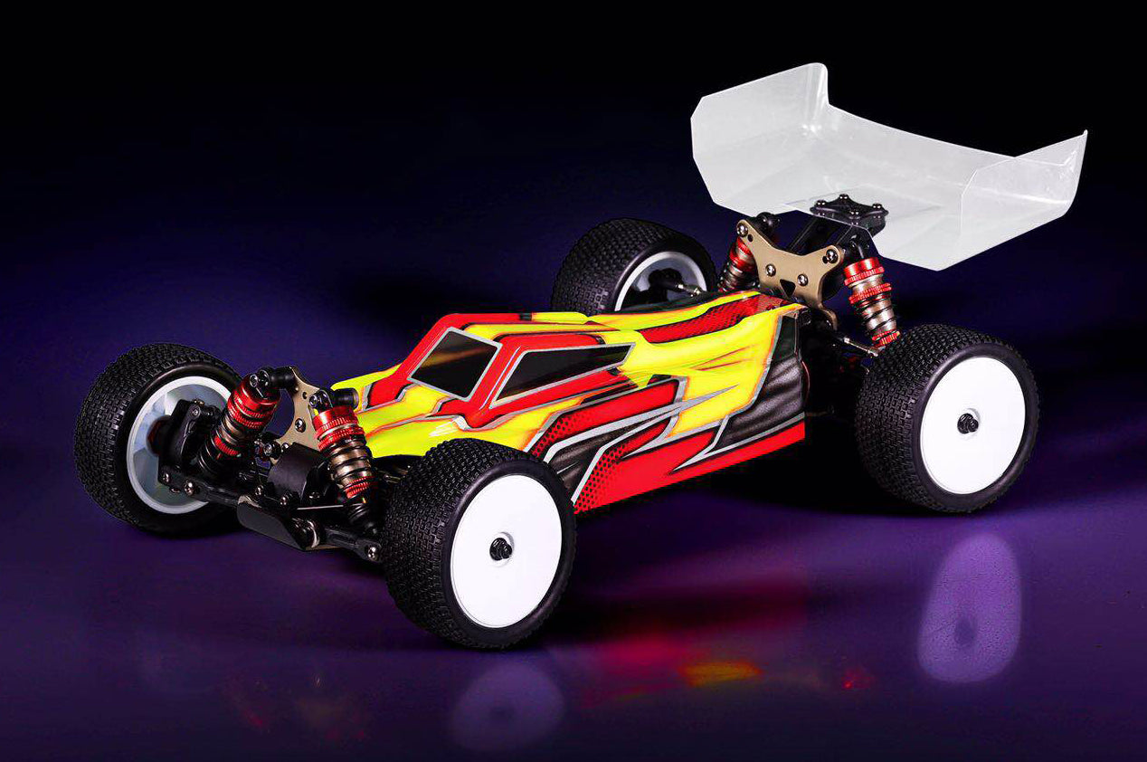 "LC12B1 1/12 4WD Competition Buggy Kit<br><font color=""red"">(Free Shipping)</font>"