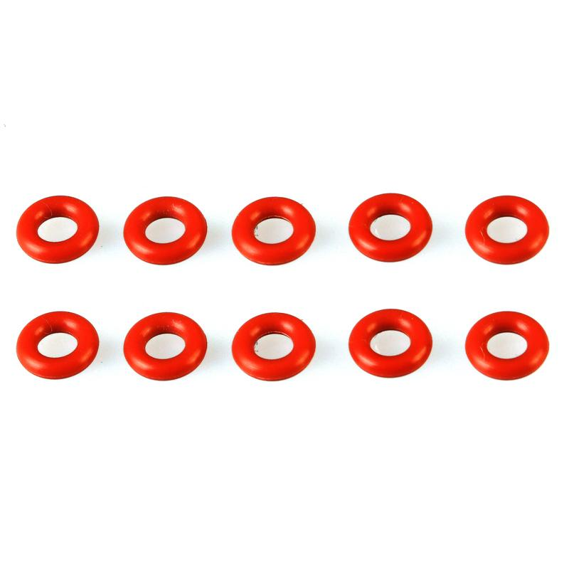 C7025 Shock O-Ring Red(10) <br><br><font size=2> (For LC10B5)</font>