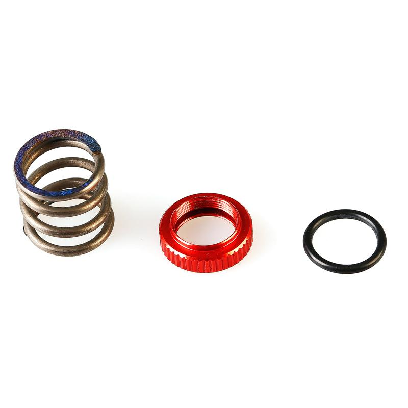C7070 Servo Saver Spring&Adjustable Nut <br><br><font size=2> (For LC10B5)</font>