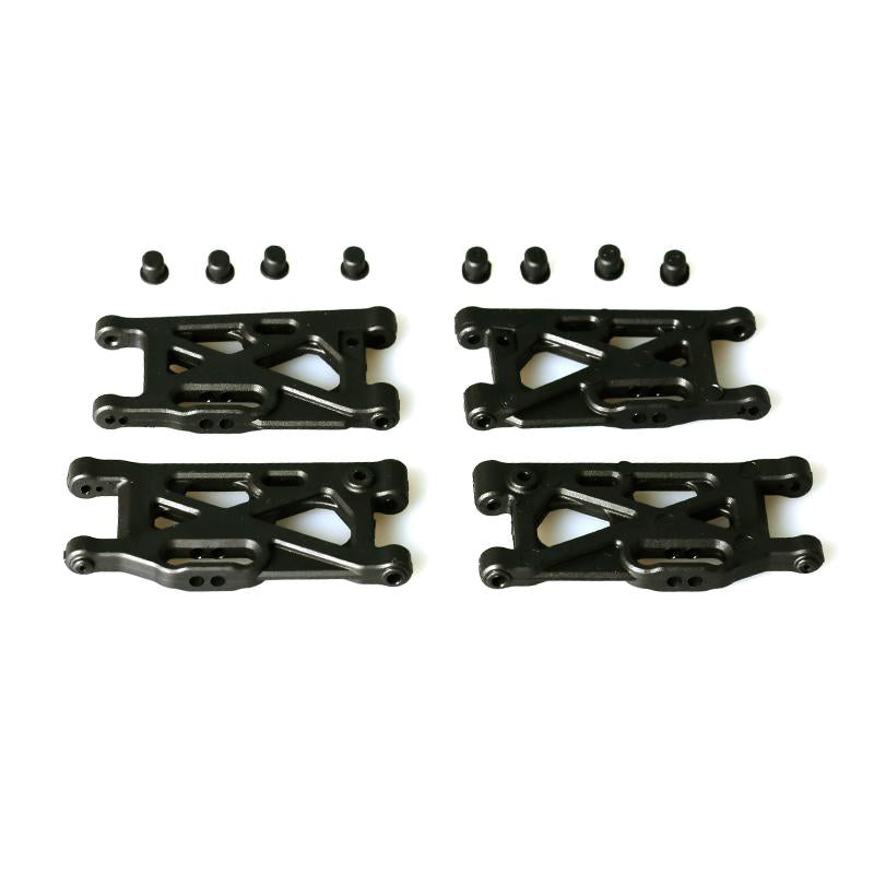 L6118 SUSPENSION ARM FRONT&REAR<br><br><font size=2> (For EMB-WRC, EMB-1, EMB-SC, EMB-DT, EMB-TG, EMB-MT)</font>