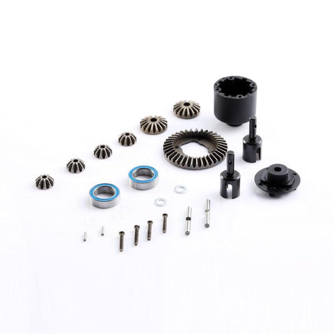 L6140 2+4GEAR DIFFERENTIAL KIT<br><br><font size=2> (For EMB-WRC, EMB-1, EMB-SC, EMB-DT, EMB-TC, EMB-TG, EMB-MT)</font>