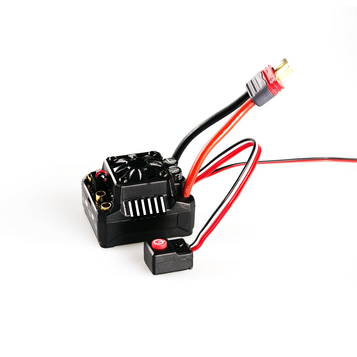 L6183 ESC 80A WATERPROOF  Brushless, programmable /Hobbywing<br><br><font size=2> (For EMB-TC)</font>