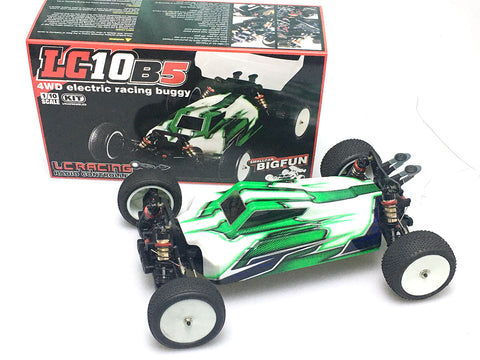 "LC10B5 1/10 4WD Competition Buggy Kit <br><font color=""red"">(Free Shipping)</font>"